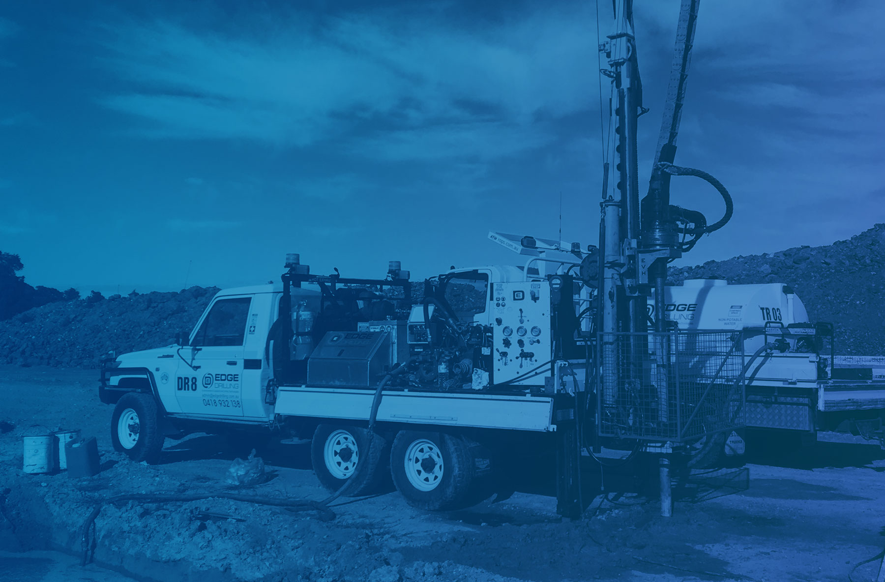 Geotechnical Diamond Drilling Specialists Perth Western Australia