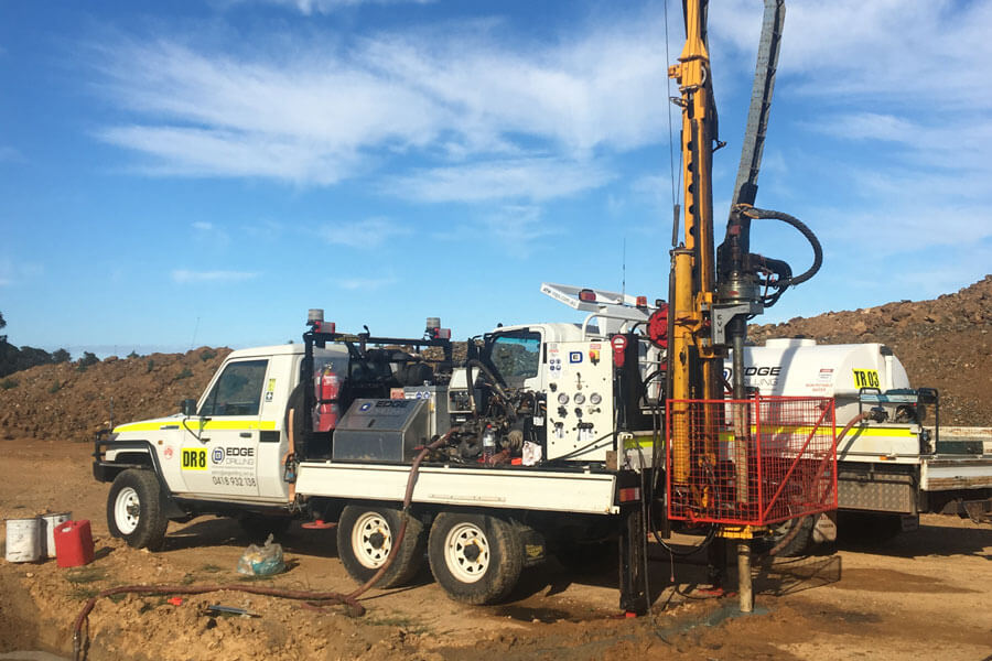 Edge Drilling Specialising in Geotechnical Drilling